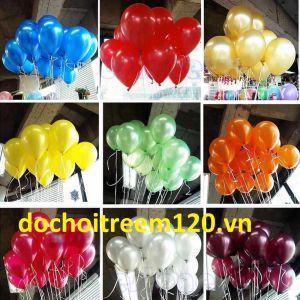 Bong bóng nhũ (bong bóng ngọc trai) Thái lan - gói 50 cái