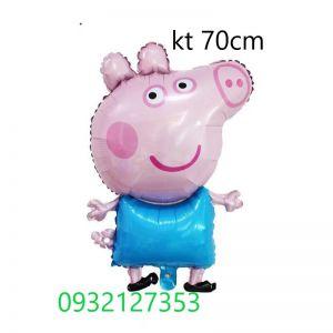 HEO PEPPA PIG 70CM MÀU XANH