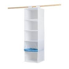 Kệ vải treo Ikea 5 ngăn