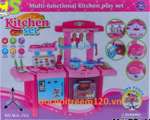 Bộ đồ chơi nhà bếp cho bé bếp lớn