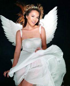 Cánh thiên thần lông vũ size nhỏ/ có 2 size