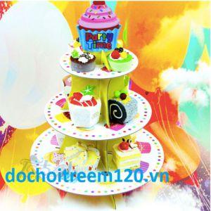 Kệ bánh cupcake (có 20 mẫu)