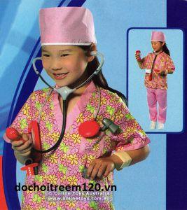 Bộ đồ chơi y phục, dụng cụ các ngành nghề cho bé