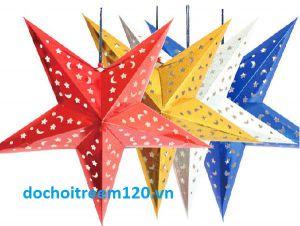 Đèn ngôi sao giấy trang trí 90cm