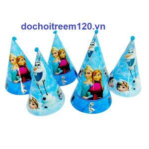 Set 6 nón sinh nhật Frozen