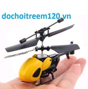 Máy bay trực thăng mini điều khiển từ xa cho bé trên 8t