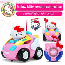 Xe hơi điều khiển Kitty/Doremon/Minion