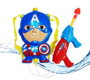 Balo súng nước Captain America