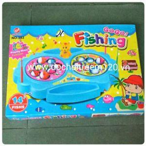 Bộ đồ chơi câu cá Gogo Fishing