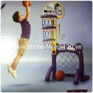 Bộ khung thành bóng rổ Pediasure
