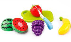 Bộ đồ chơi cắt trái cây