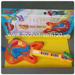 Đàn guitar rock Dumex