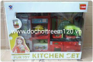 Bộ đồ chơi nhà bếp Kitchen Set