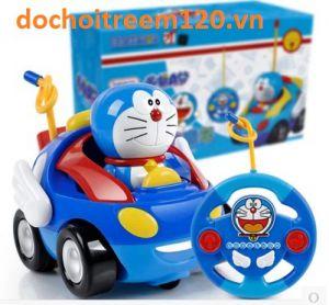 Xe hơi điều khiển Doremon/ Kitty có 2 mẫu