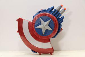 Khiên bắn đạn xốp Captain America