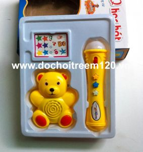 Bộ micro gấu Abbott