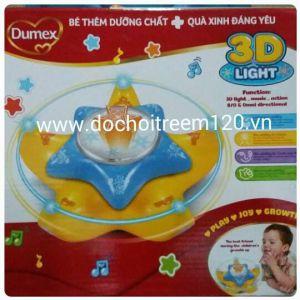 Ngôi sao 3D Light Dumex