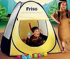 Lều/Nhà banh Friso