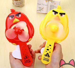 Quạt mini cầm tay Angry Bird