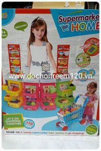 Bộ siêu thị 110 món Supermartket Home
