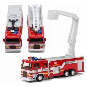 Mô hình xe cứu hỏa bằng sắt Die-Cast (có 3 mẫu)