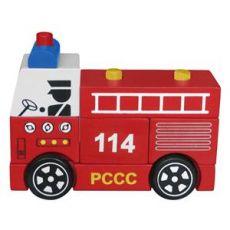 Lắp ráp xe cứu hỏa