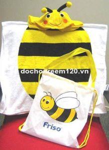 Áo choàng con ong Friso