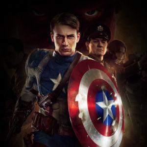 Bộ khiên Captain America