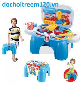 Bộ đồ chơi Ghế bác sĩ bằng nhựa cao cấp