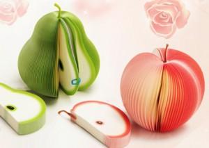 Giấy ghi chú hình trái cây – Pediasure