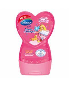 Sữa tắm cho bé Bubchen Rosalea màu hồng