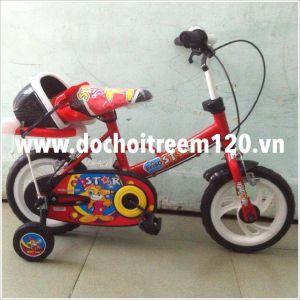 Xe đạp Friso màu đỏ