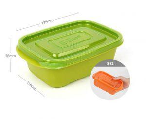 Set 2 hộp bảo quản thực phẩm Lock&Lock 520ml