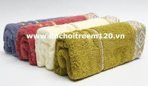 Set 4 khăn cotton cao cấp Panasonic