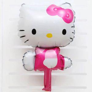 Bong bóng kiếng hình Kitty mini 40cm