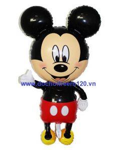 Bong bóng kiếng Mickey lớn 116cm