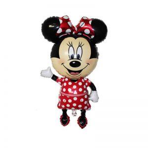 Bong bóng kiếng hình Minnie lớn 116cm