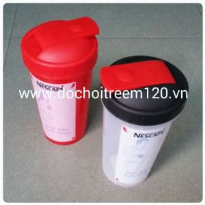 Ly nhựa 500ml Nescafe