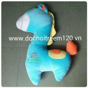 Chú ngựa bằng bông Dielac