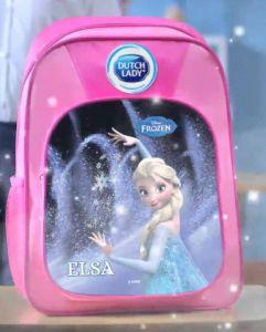 Balo cho bé gái hình Olaf, Elsa, Anna - Dutch Lady
