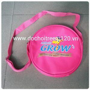 Túi đeo chéo hình tròn Abbott