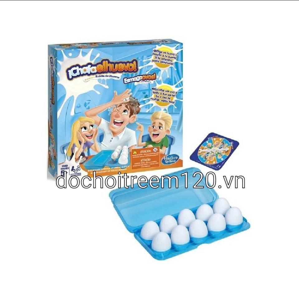 Đồ chơi đập trứng bằng nhựa
