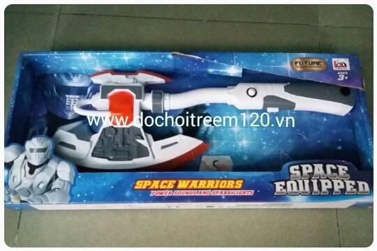 Búa thần Space Warrior