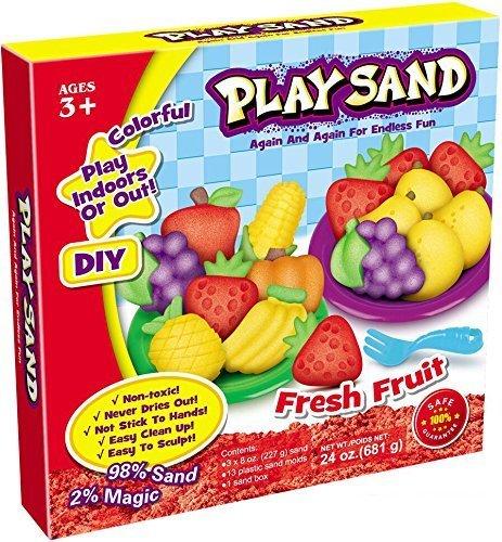 Bộ đồ chơi cát nặn Play Sand (có nhiều mẫu)