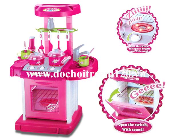 Bộ đồ chơi nhà bếp Kitchen set vali
