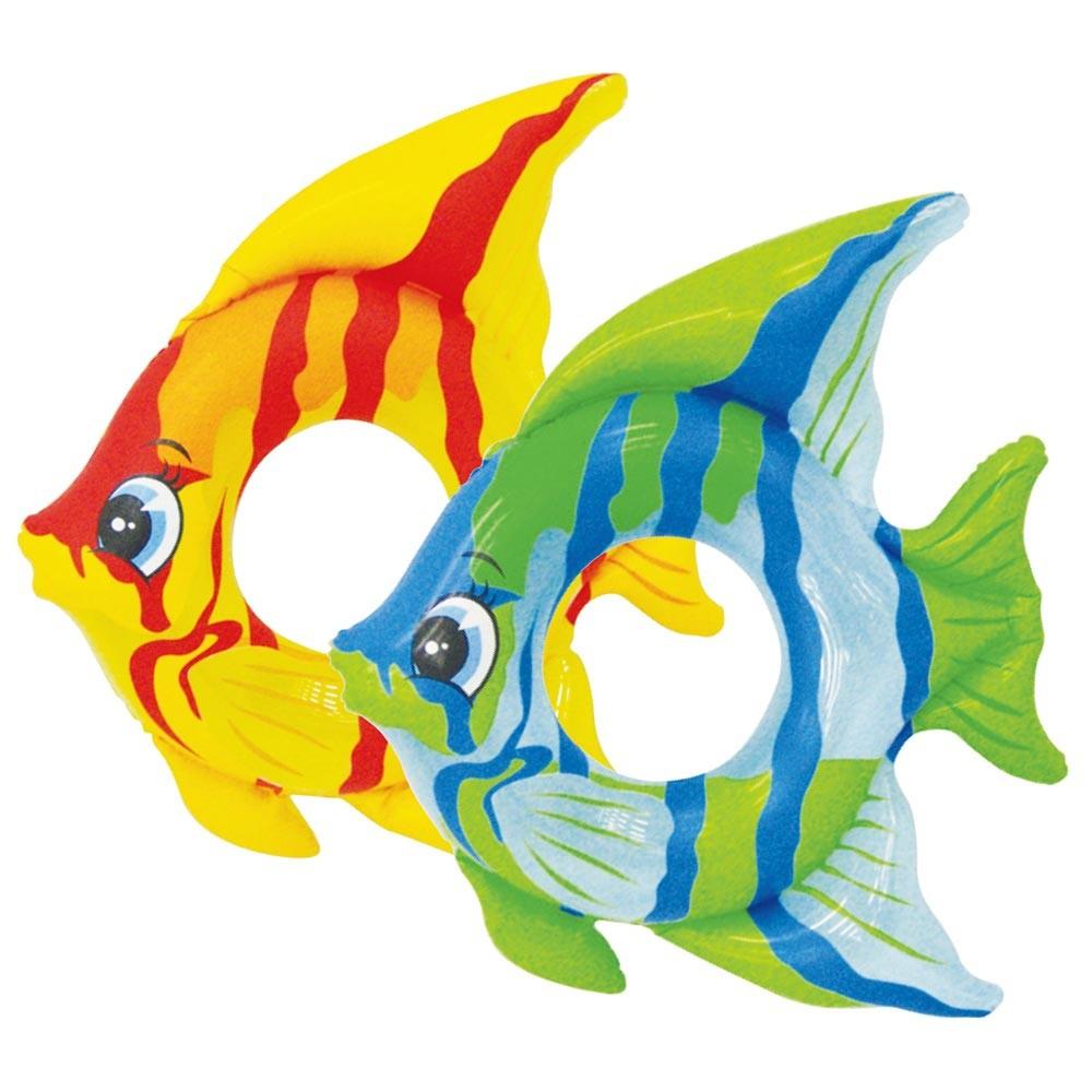 Phao bơi hình cá Intex