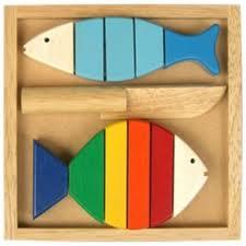 Bộ cắt 2 cá