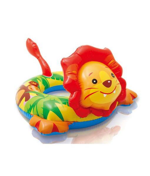 Phao bơi hình thú Intex - có 3 mẫu