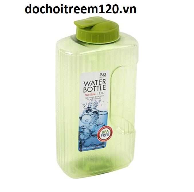 Bình nước nhựa Lock&Lock HAP736 dung tích 2,1 lít