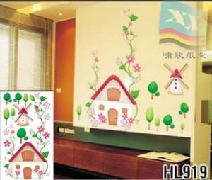 Decal trang trí tường (Wall sticker)